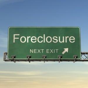 portland foreclosure rate