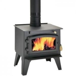 portland wood stove removal