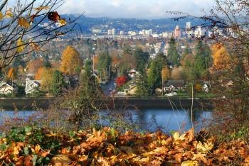 Portland Fall real estate market