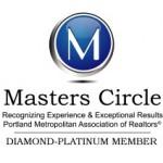 Proud Member of Portland's Masters Circle of Realtors
