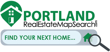Portland real estate map search