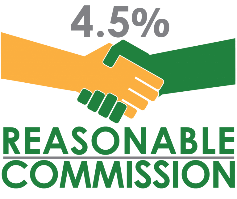 Broker's Commission Sample Clauses