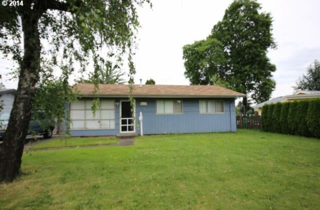 11841 NE Thompson St Sold