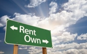 rent vs buy Portland real estate market