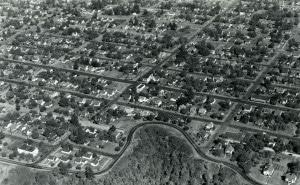historic arbor lodge neighborhood portland