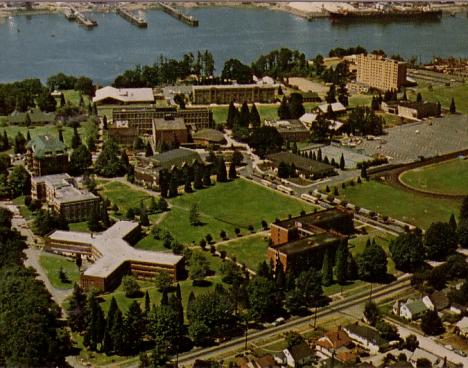 university of portland unversity park