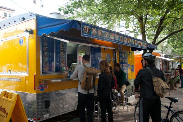Food Carts Of Portland Buying Tour Havens Real Estate Agent Pdx