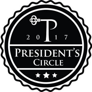 Premiere Property Group Presidents Circle Award