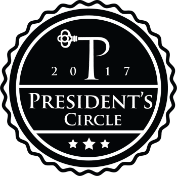 Premiere Property Group Presidents Circle Award