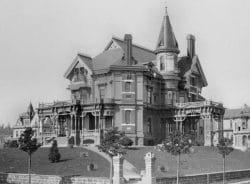 portland Victorian home