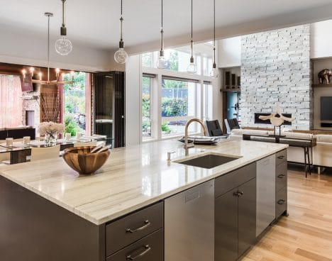 kitchen countertops portland real estate