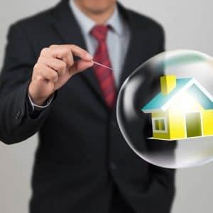 portland housing bubble crash