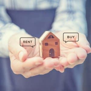 rent vs buyer portland housing market