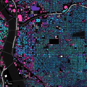 portland real estate maps