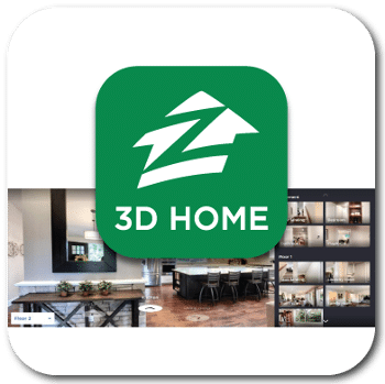 zillow real estate agent 3D home