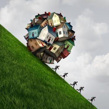 portland housing market crash bubble