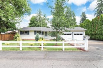 single level home portland real estate ranch