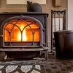 Portland Home Testing: Wood Stove Removal 2020