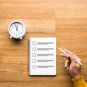 home sellers get ready checklist