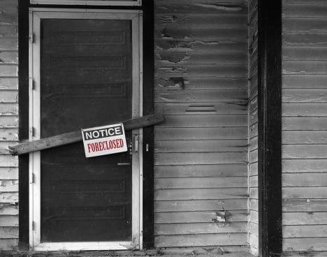 portland real estate foreclosure rate