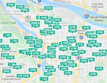 portland homes for sale
