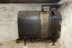 heating oil tank homes oregon