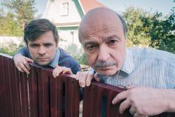 portland fence disputes