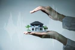 earthquake resistant house design concept